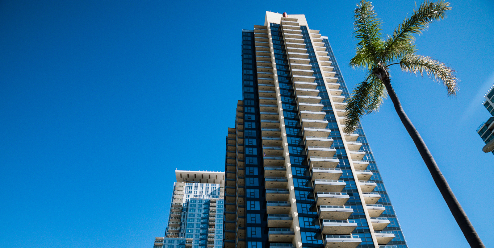 bay side high rise building